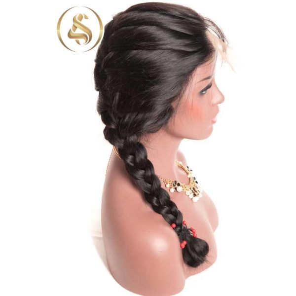 Violet - Body Wave Full Lace Human Hair Wig