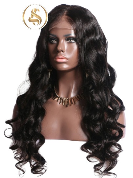 Erin - 4' Body Wave Lace Front Human Hair Wig