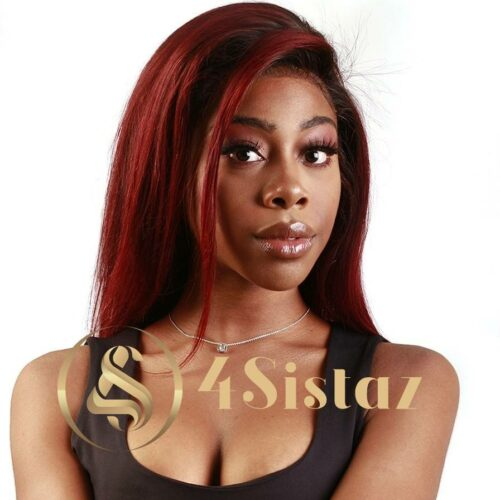 Nia - Ombre 360 Lace Human Hair Wig