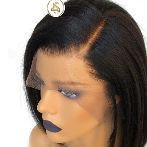 Kylie -  Invisible Transparent HD Lace Frontal Wig