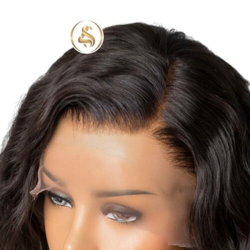 Trina - Invisible Transparent HD Lace Front Human Hair Wig